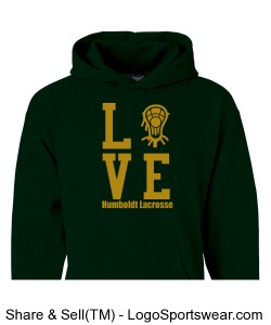 Hanes Adult Ultimate Cotton Hooded Sweatshirt Design Zoom